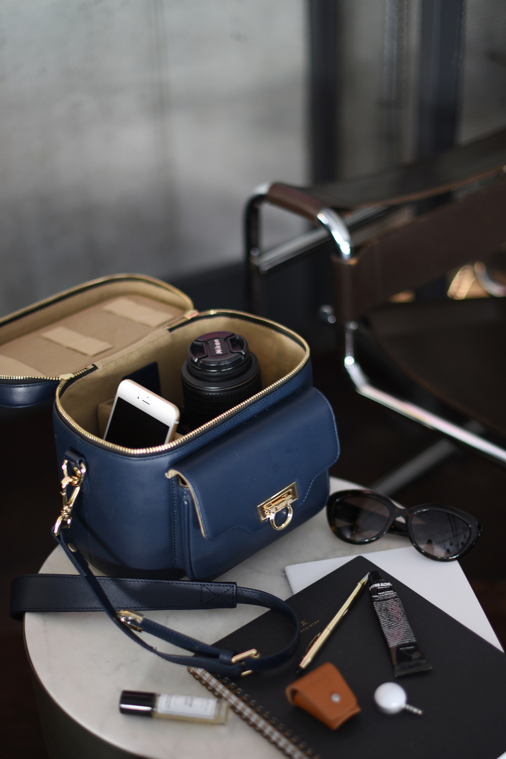 Styled : THEIT camera bag