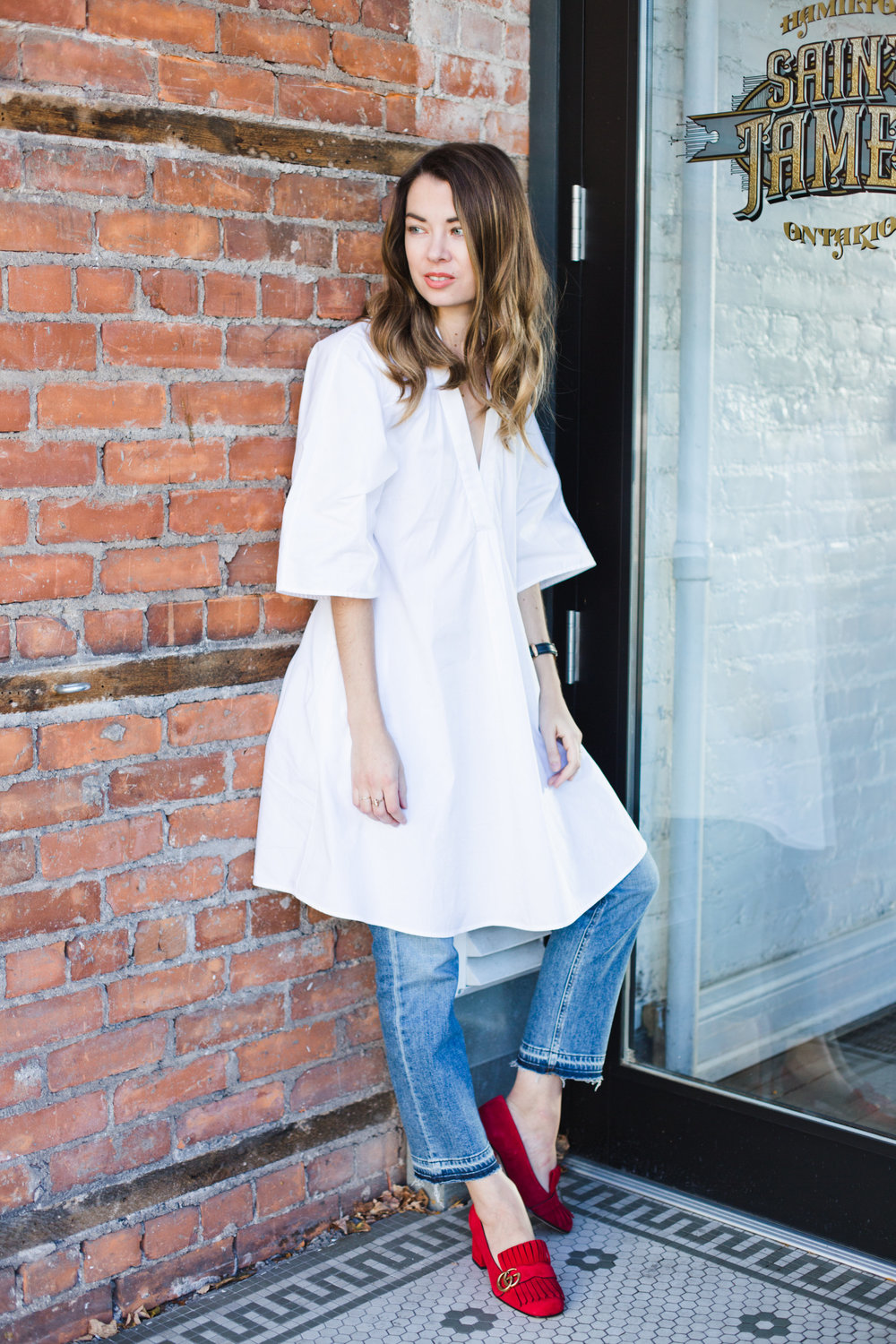 Styled: The Shirt Dress