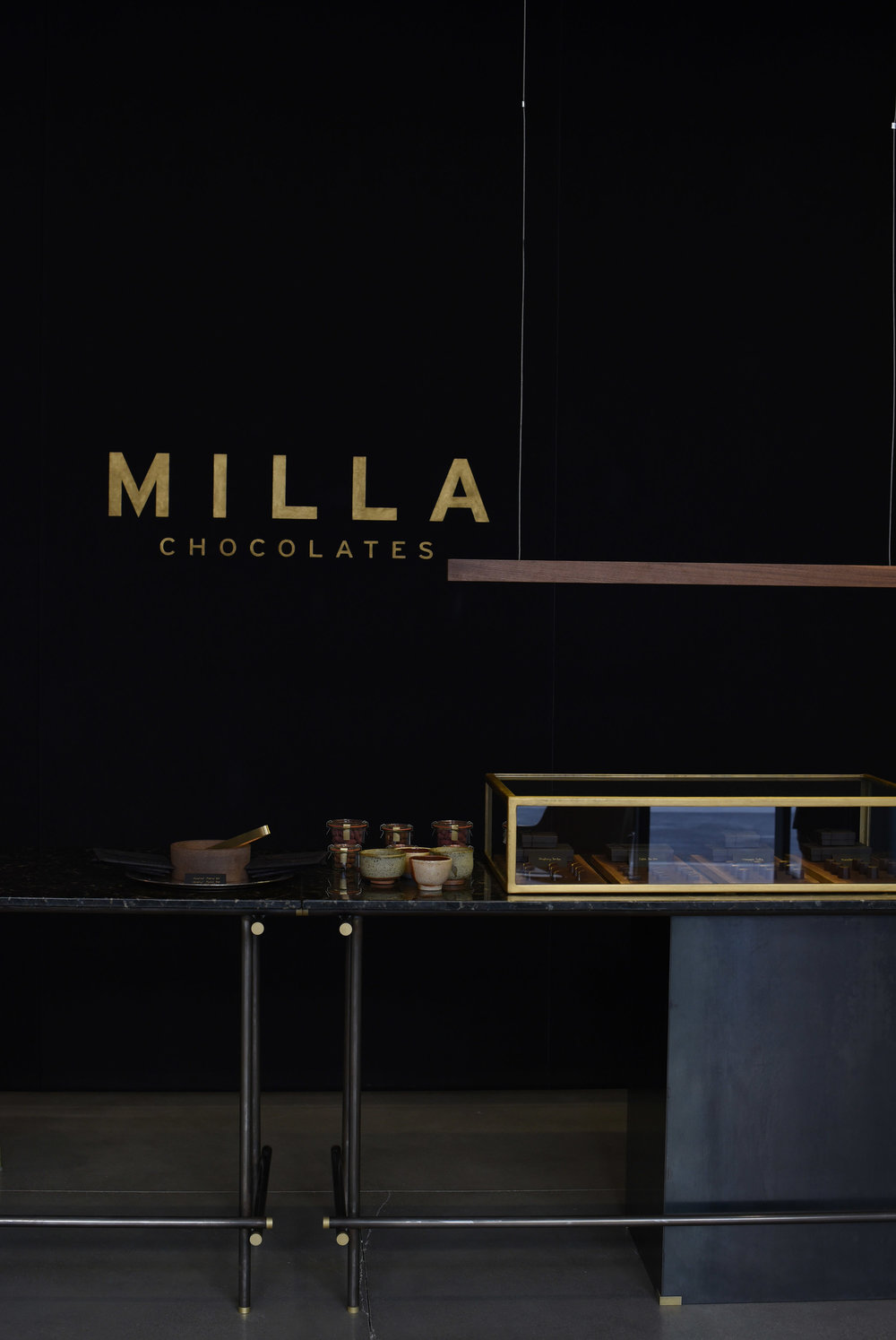 MILLA Chocolates