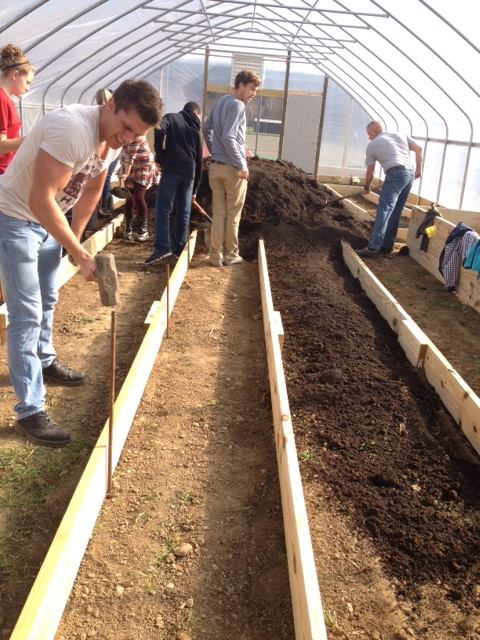 2013 Extending the Season Hoop House- Jim Reding