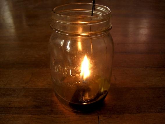 Diy Olive Oil Lamp Up Knorth