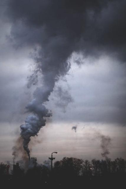 Jude McConkey Photography; Industrial Smog