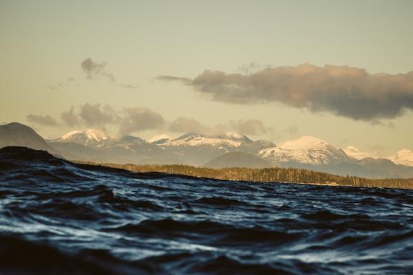 Goose Island - Great Bear Rainforest