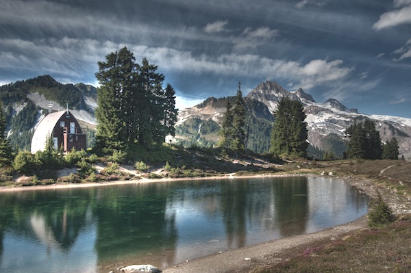 Elfin Lake by Andrew Maurer