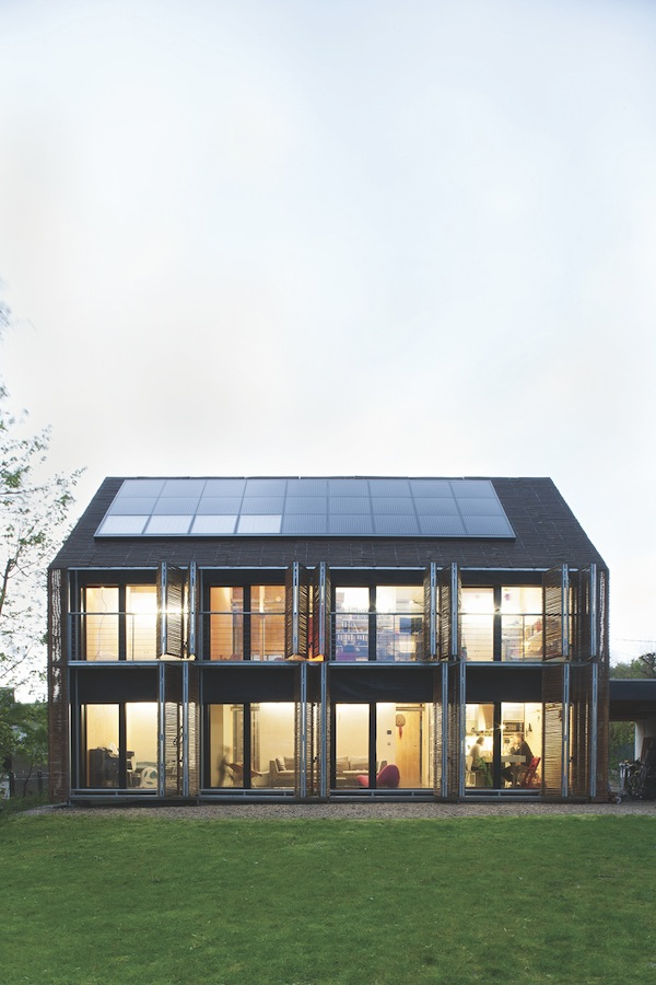 Karawitz Solar Bamboo Home. Photo by Nicholas Calcott.