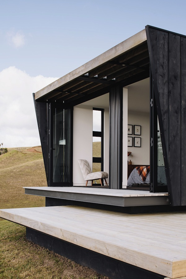 Embrace smaller, sustainable and more energy efficient homes. Photography by Simon Wilson for Green Modern