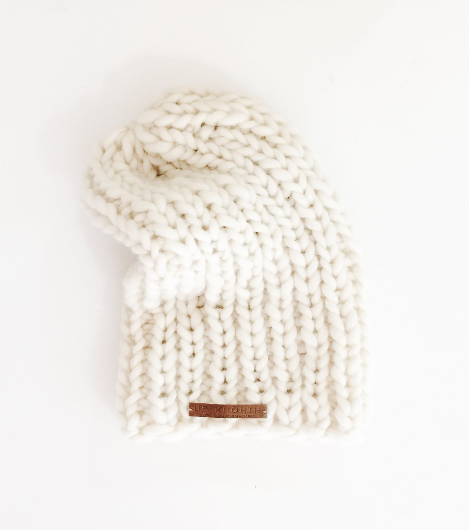 Wool Knit Toque — UP KNÖRTH 3978493e231