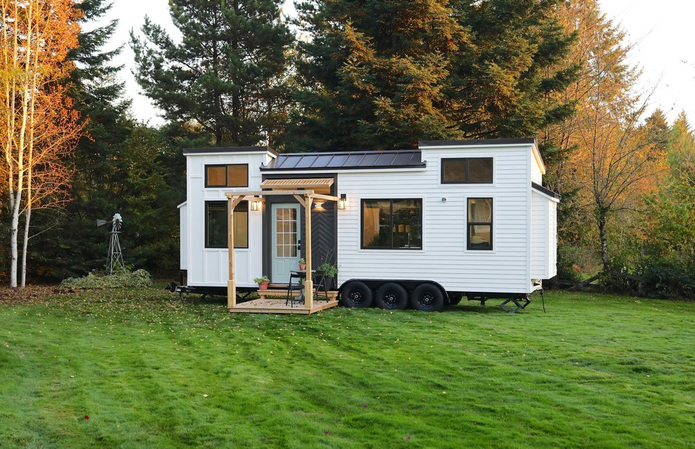 Why Go Micro The Tiny House Trend Breakdown Up Knörth