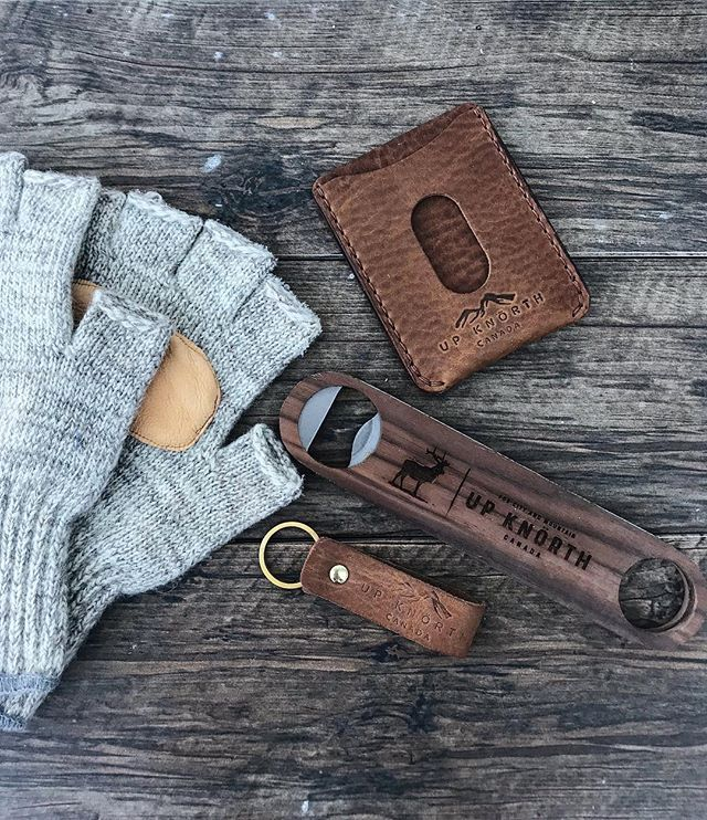 Our favourite essentials for days spent out in the cold; Functional warmth, minimal accessories and a bottle opener just in case. Shop the gear online. #getoutdoors #upknorth