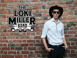 The Loki Miller Band plays at 3:00