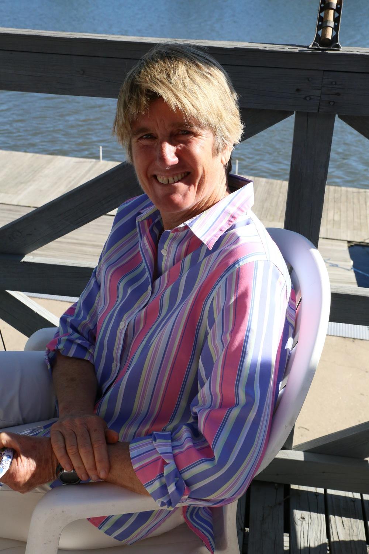 Carol Bower 75th Anniversary of PGRC May 4, 2013