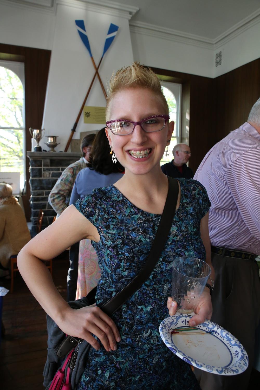 Lauren Malinowski 75th Anniversary of PGRC May 4, 2013