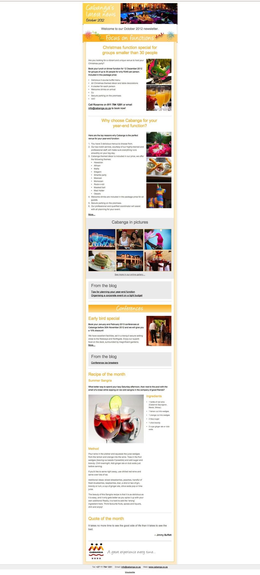 Cabanga's latest news | October 2012.jpg