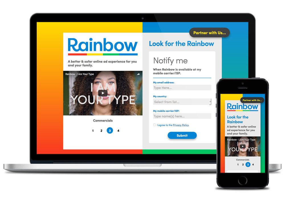 Consumer-facing website