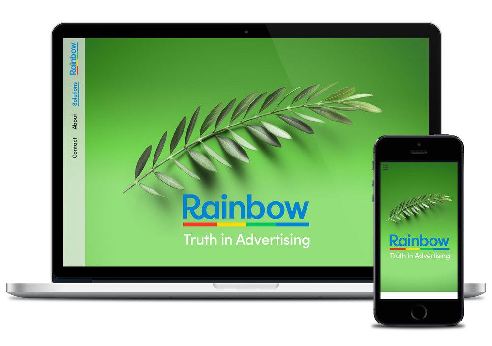 Platform website – Homepage