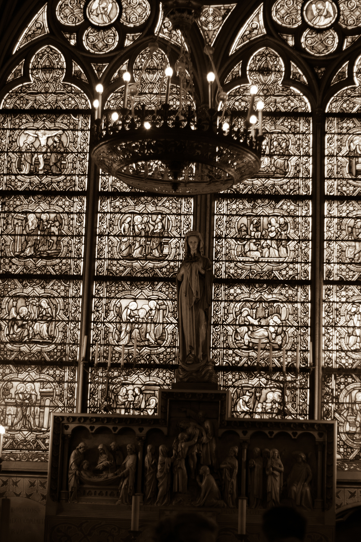 Cathédrale Notre Dame de Paris (Notre-Dame Cathedral)