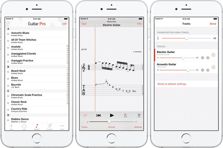 The best guitar apps — Chasing Sound