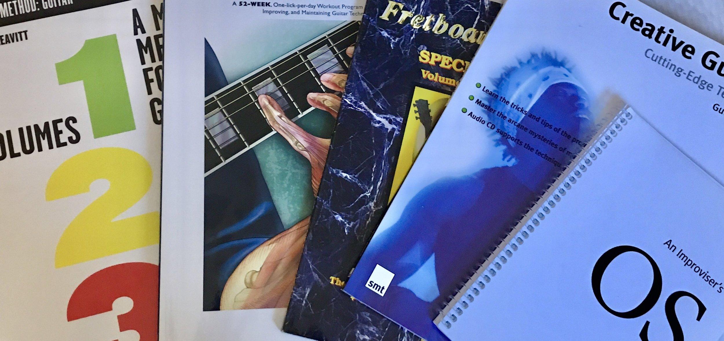 For guitar pdf modern method