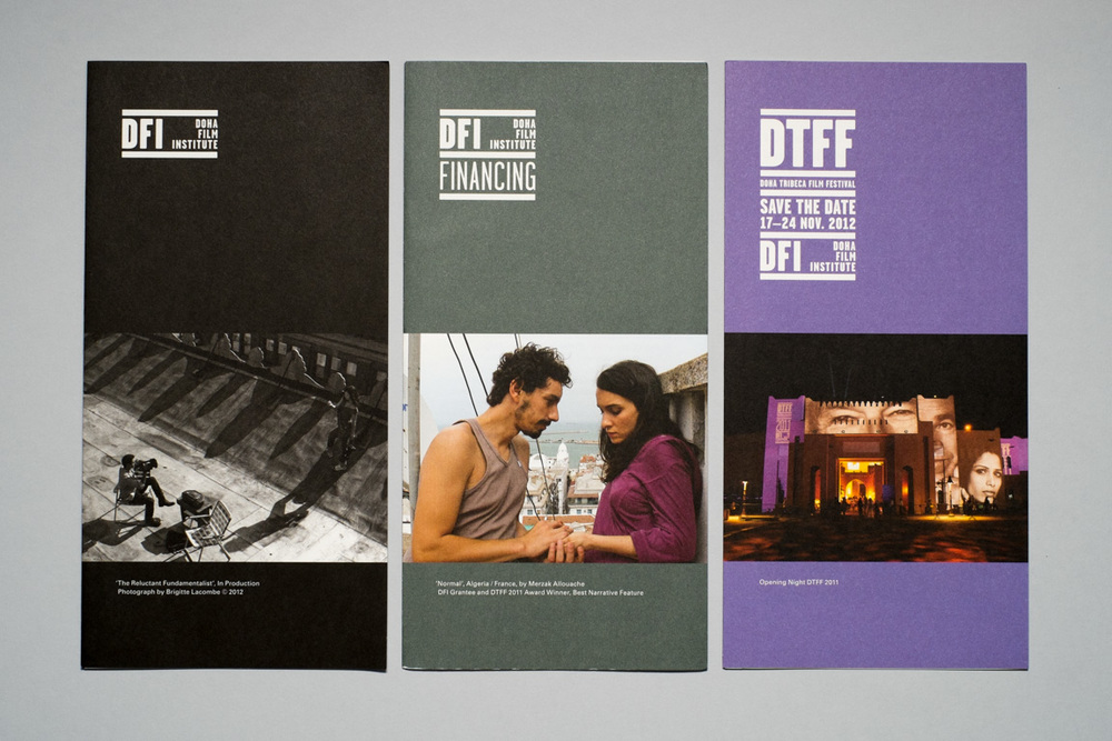 Pamphlets designed by theme