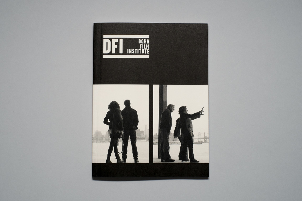 Annual book, published from 2010 to 2013.  Here, the 2013 book cover, featuring a backstage photo by Brigitte Lacombe from  The Reluctant Fundamentalist  directed by Mira Nair.
