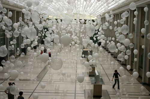 Balloons for Art