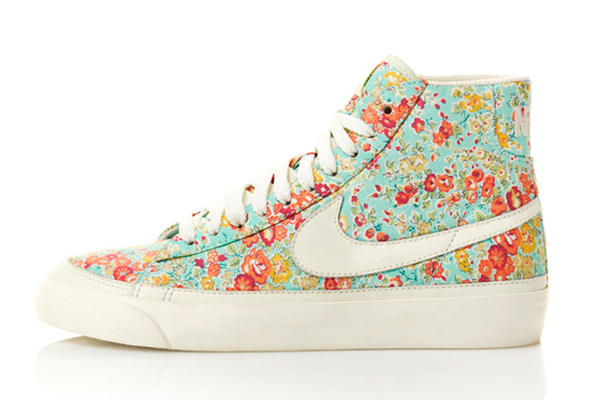 Nike + Liberty