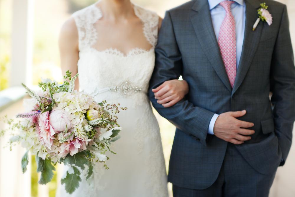 Classic Wedding Gifts Groom Bride : Petaluma-Vintage-Wedding-Bride-Groom-Bouquet.jpg