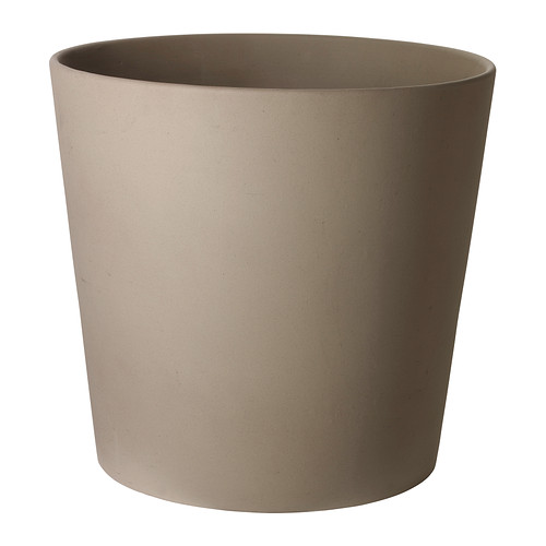 Ikea Modern Terracotta Pot