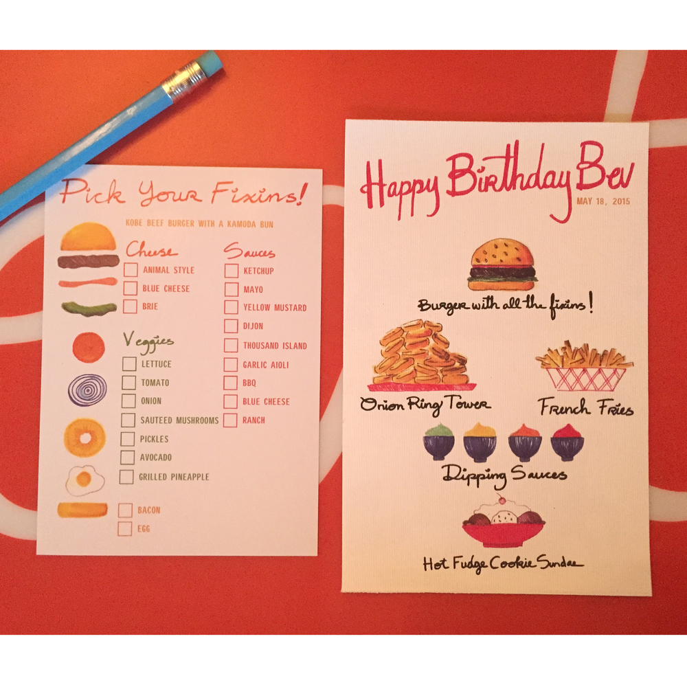Trait-menu-illustrated-birthday