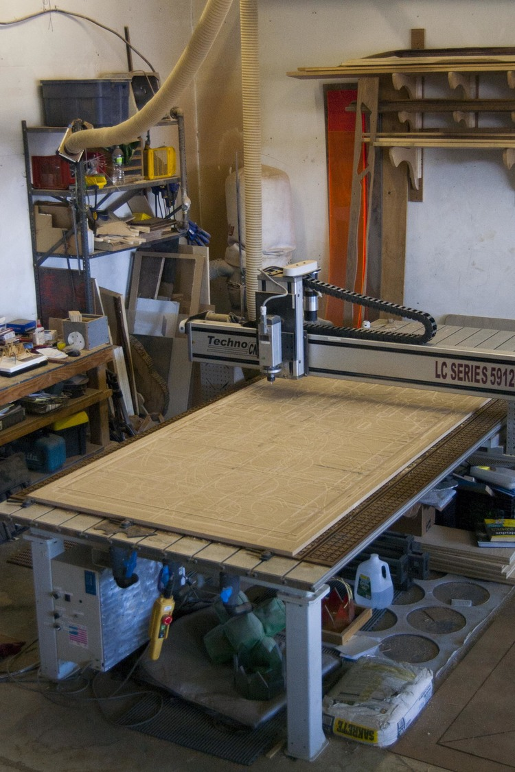 The CNC Machine,   computer numerical  controlled