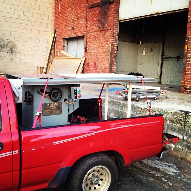 Someone's got a new saw. #toolnerd