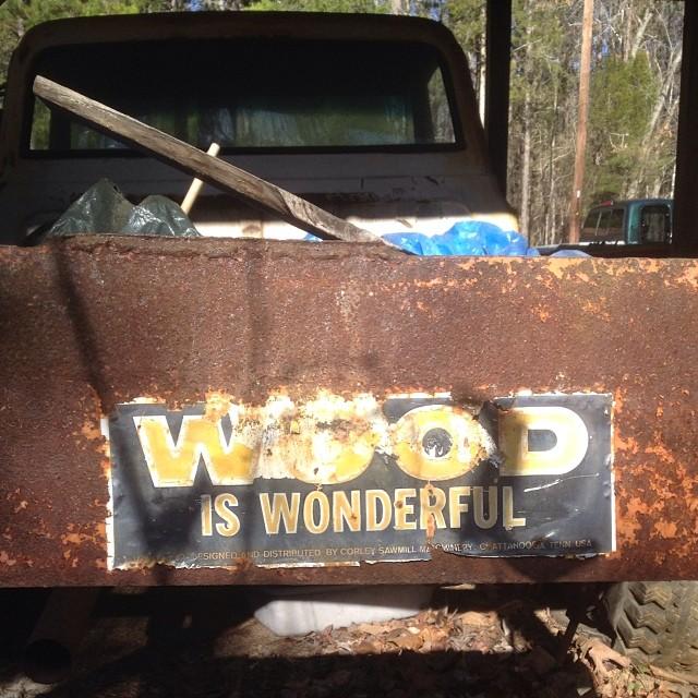 Searching for lumber in Salisbury, NC. #wood