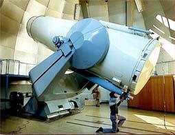 The UK Schmidt Telescope Credit:  AAO