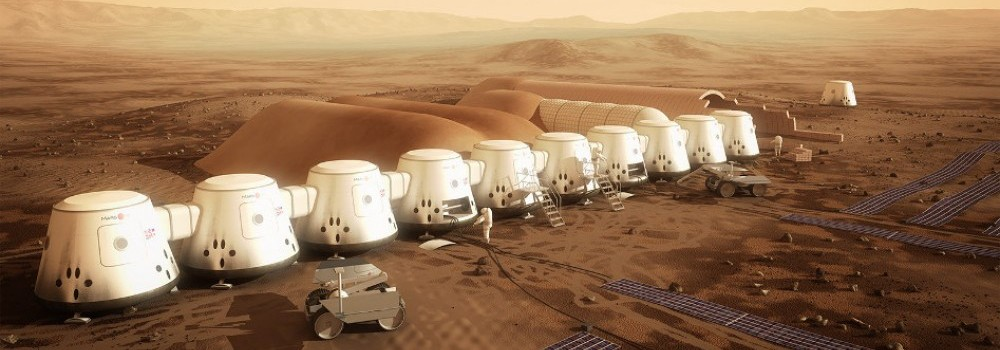 Mars One's vision of humanity's second home may not happen, but that doesn't make it a scam.  Source:  Mars One