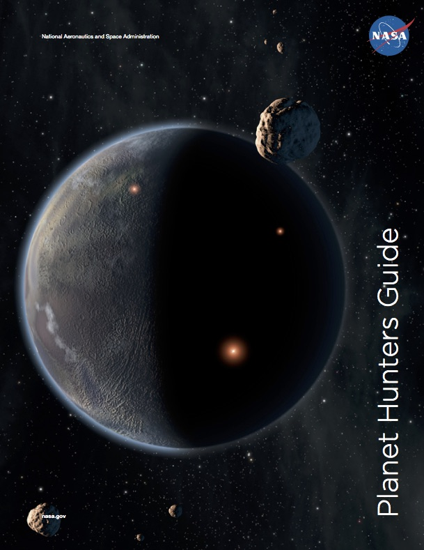 Nasa's Jet Propulsion Laboratory funded the Planet Hunters Educators Guide to help teachers engage students in the search for new worlds. Credit: Nasa/JPL-Caltech/Adler Planetarium/Zooniverse
