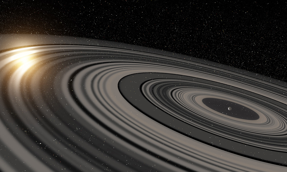 Amateur astronomer helps pros study super-Saturn orbiting another star