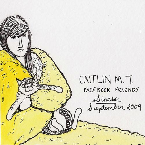 Facebook Memories: Caitlin M. T.