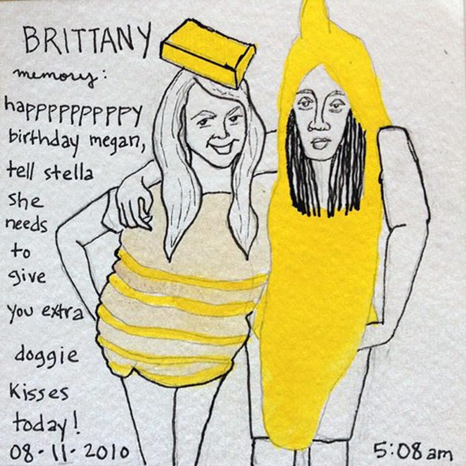 Facebook Memories: Brittany F.