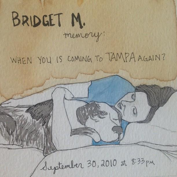 Facebook Memories: Bridget M.