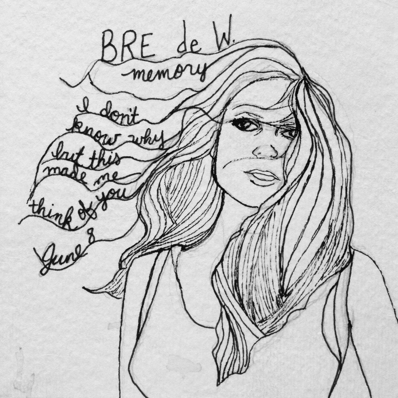 Facebook Memories: Bre de W.