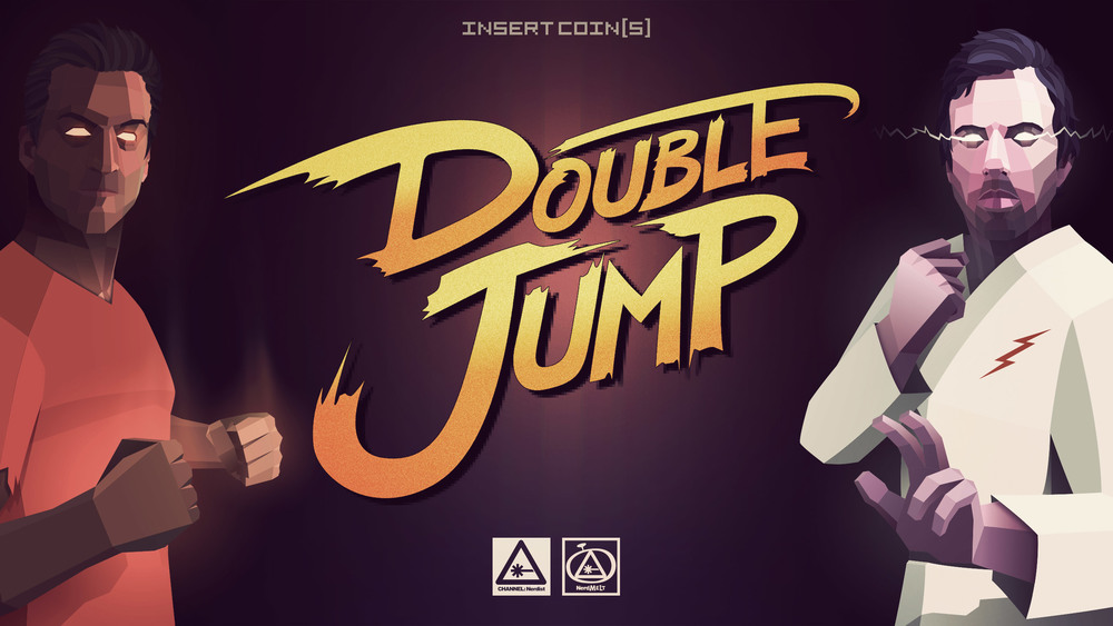 Double Jump wallpaper 2 (2560 x 1440)