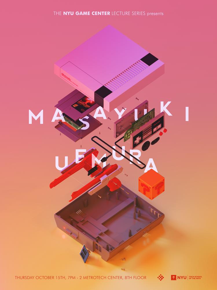 NYU Lecture Series - Masayuki Uemura