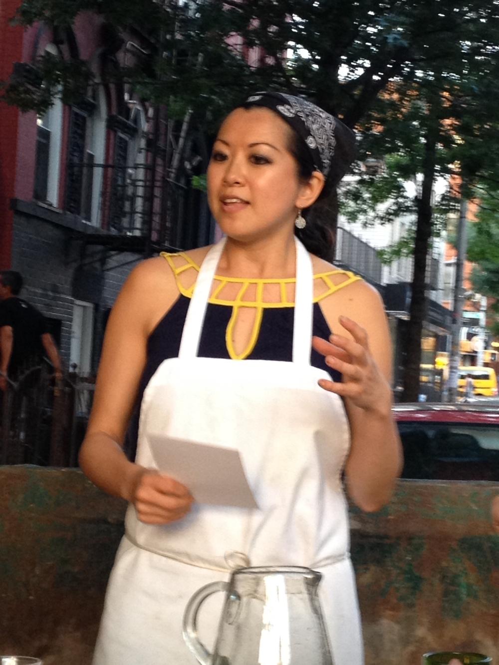 Celia Lam - Our Chef