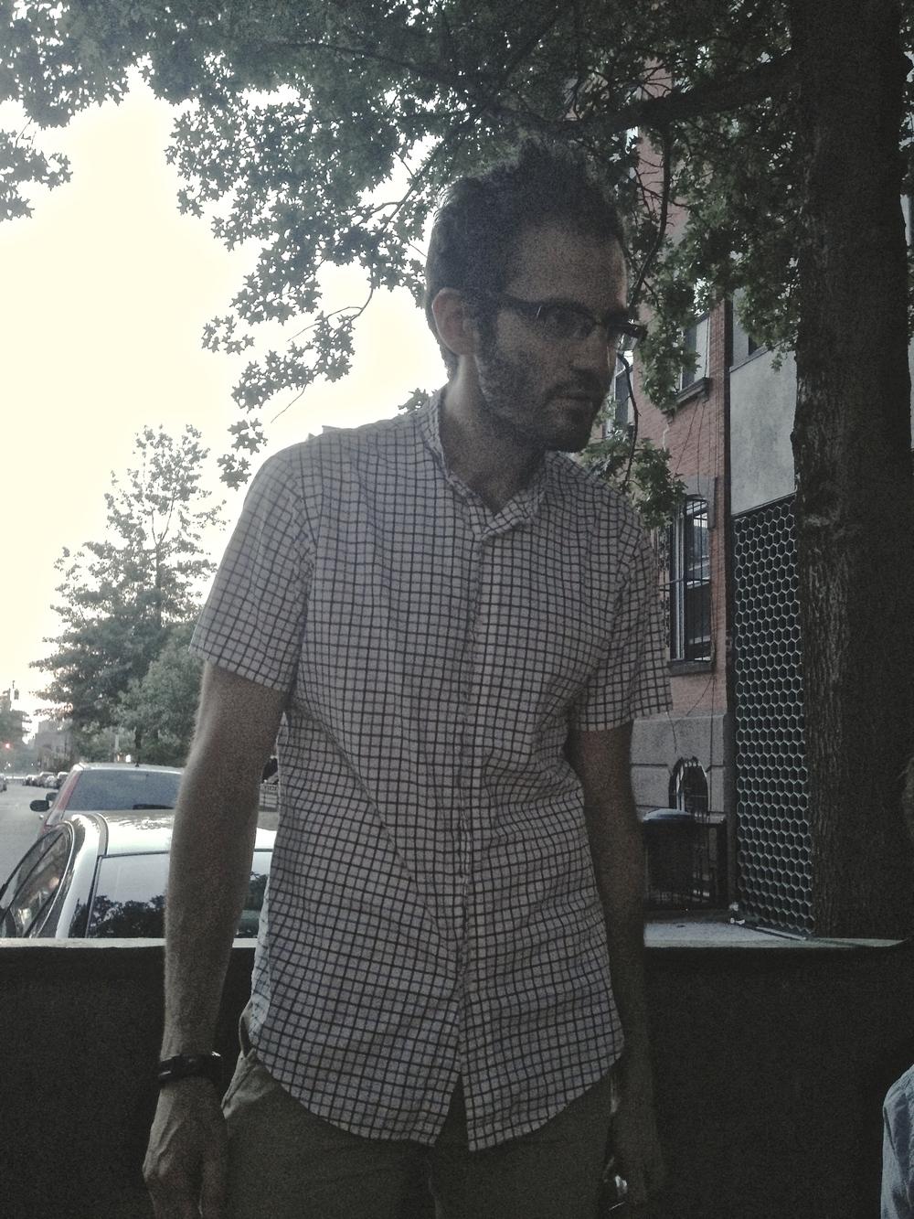 Josh Treuhaft - the Mastermind