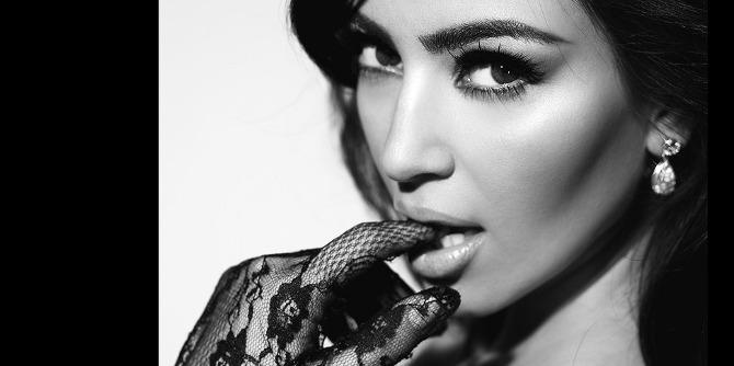 Kim Kardashian by Troy Jensen