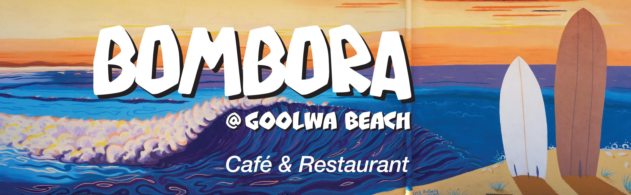 Bombora at Goolwa Beach Cafe