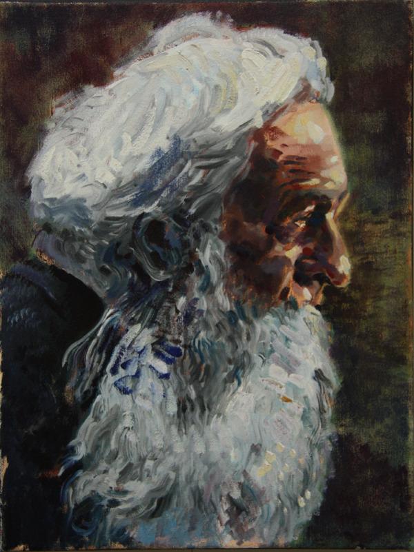 Beard Homeless 2