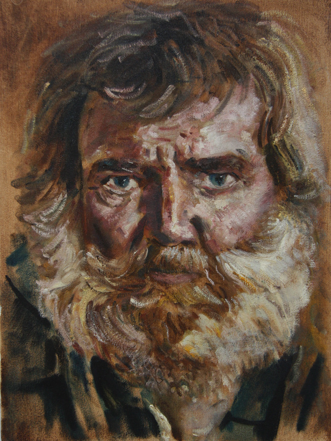 Bearded Homeless 2
