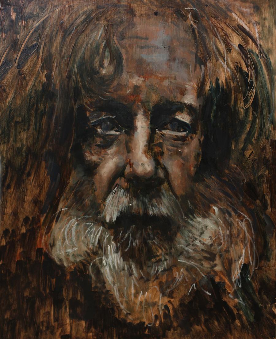 Bearded Homeless 4