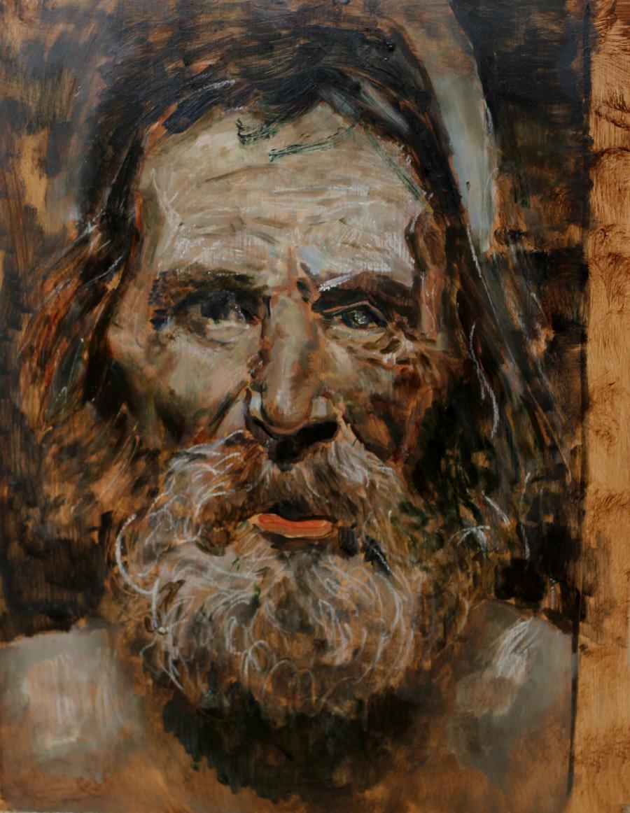 Bearded Homeless 3